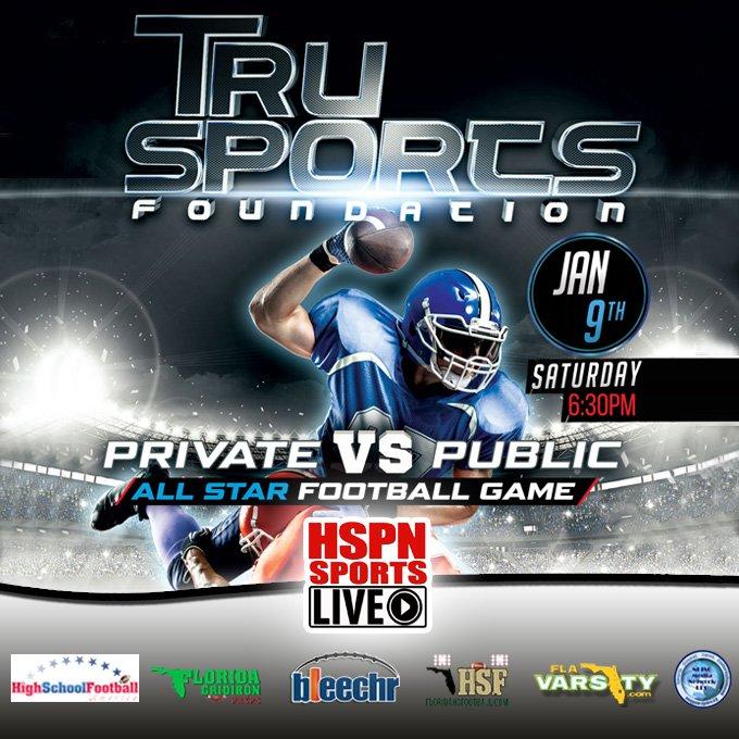 Private vs. Public All-Star Game